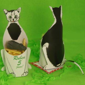 katten school traktatie