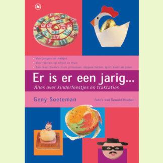 kookboek voor kinderfeestjes en traktaties, boordevol leuke tips