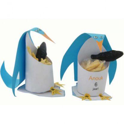 Dieren Traktatie met Pinguin