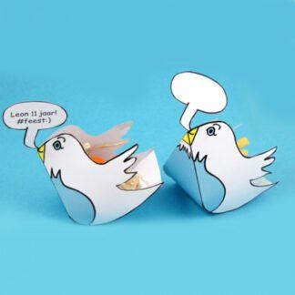 vogeltje traktatie