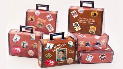 vintage verhuis traktatie koffer